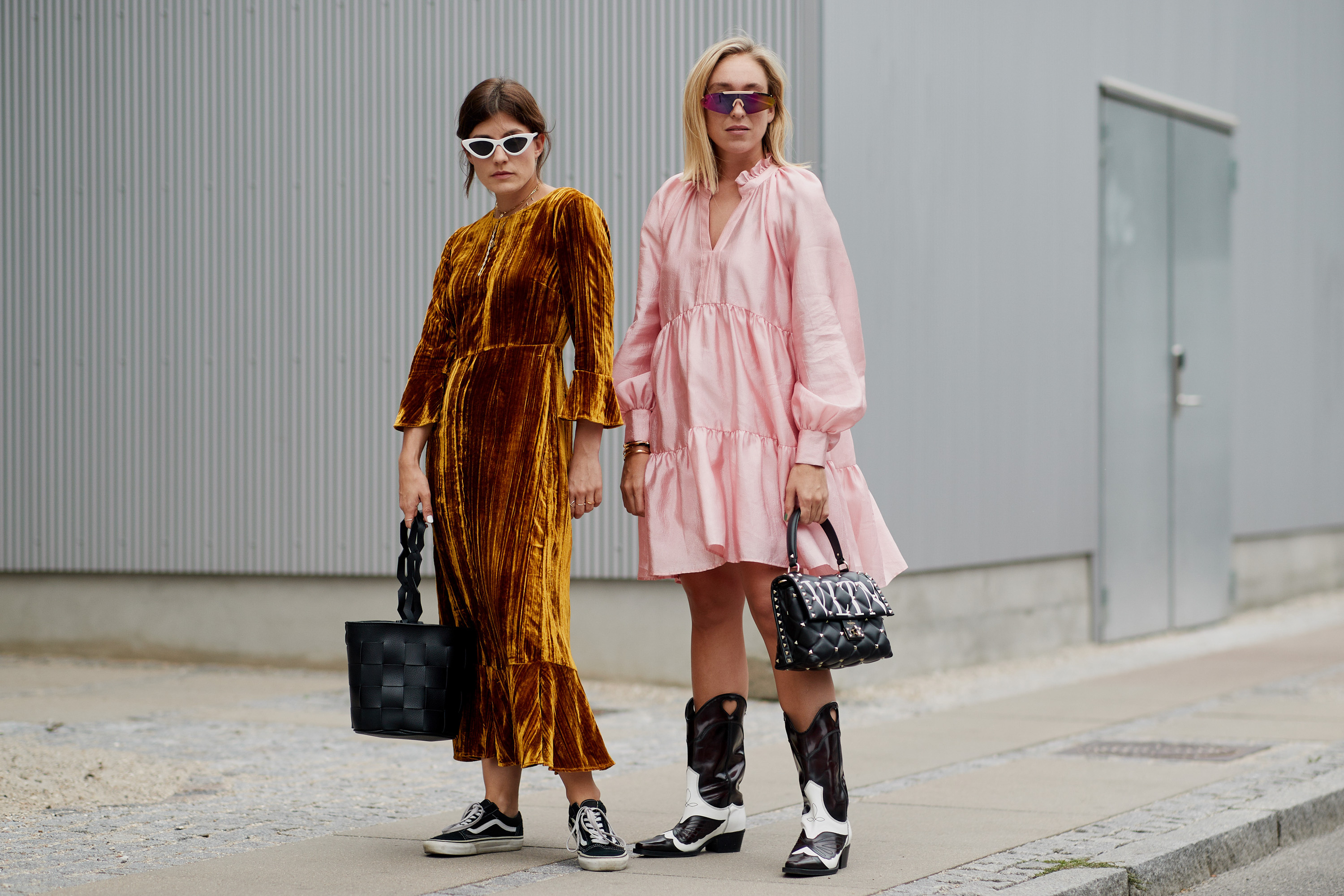 Language In 45 And 47 Stella Street: Fashion Week Spring/Summer 2019 Day 2