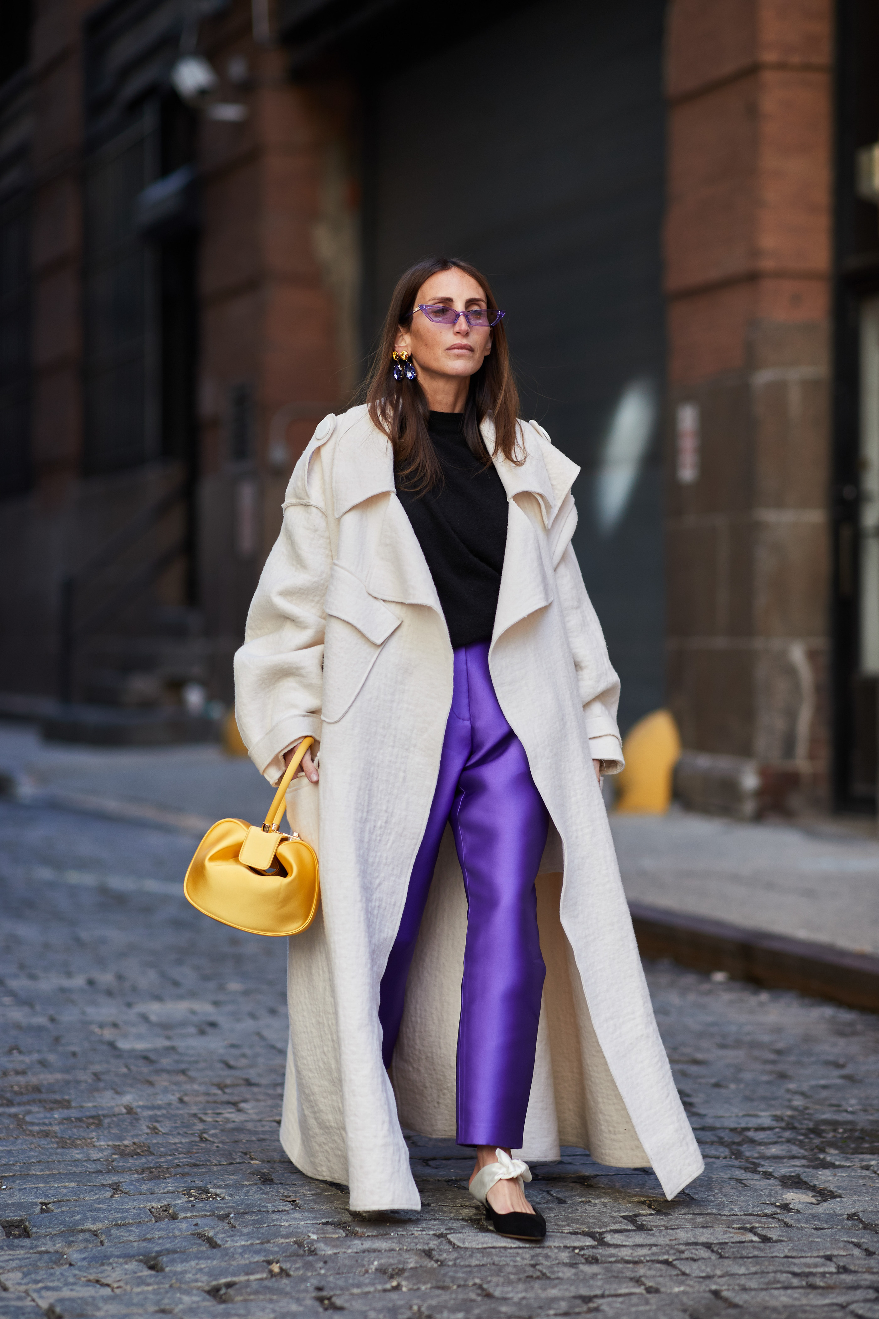 2407010a37 Autumn Winter 2018 2019 part 1 - The Style Stalker - Street Style by Szymon  Brzóska