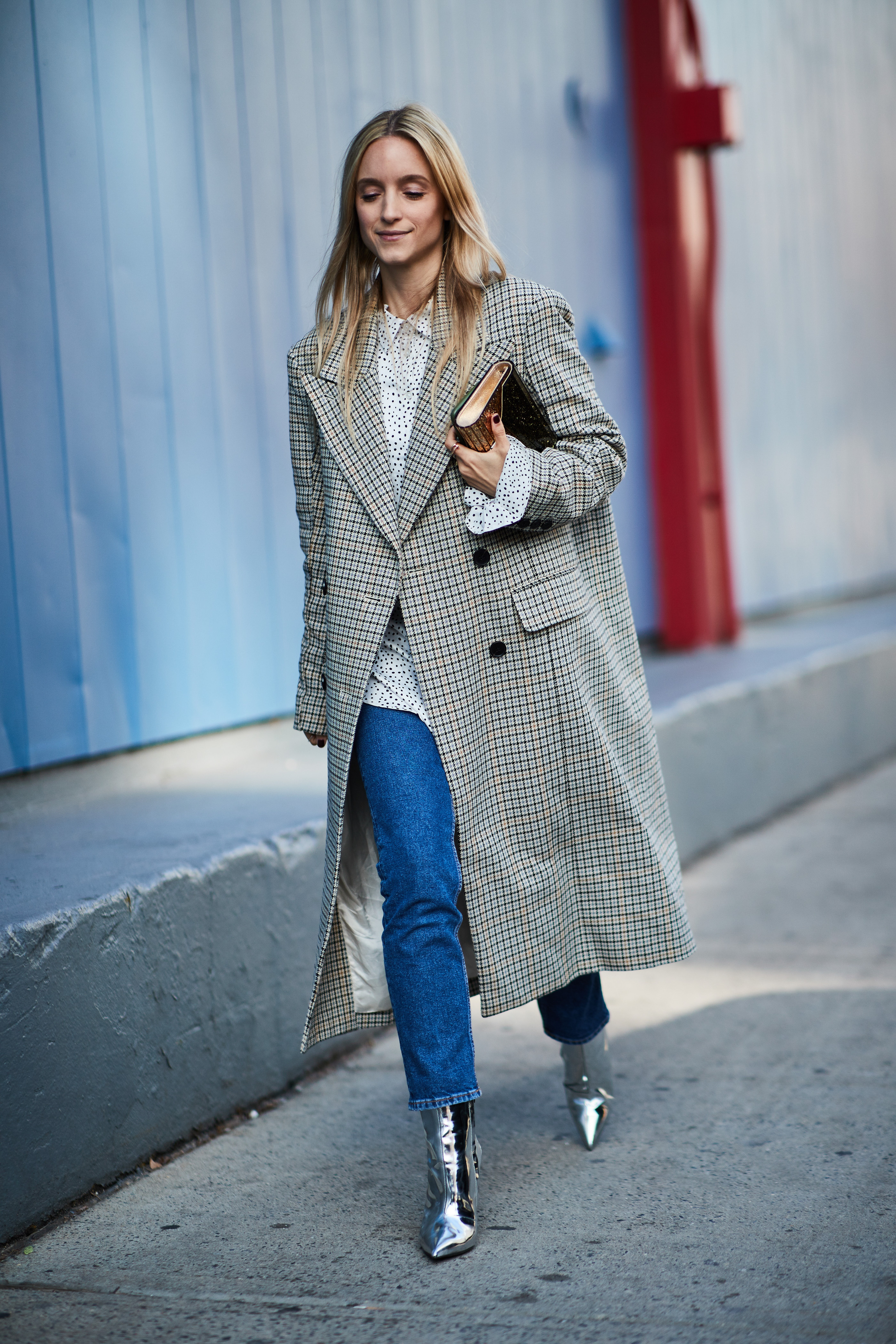 New York Fashion Week A W 18 19 The Style Stalker Street Style